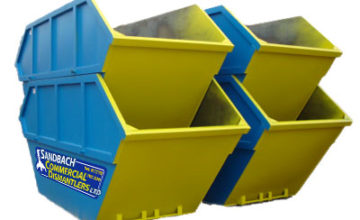 Affordable, Convenient Skip Hire in Sandbach for Your Business
