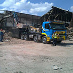 Demolition Contractor in Crewe
