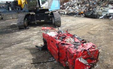 Looking for a Way to Dispose of Scrap Cars in Alsager?