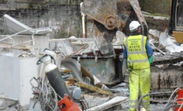 Specialist Materials in Holmes Chapel Accepted for Recycling