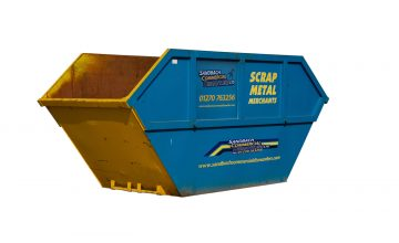 Skip Hire in Crewe, an Excellent Solution to Your Construction Debris